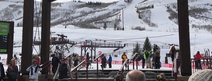 Mojo's Apres Ski is one of Park city.