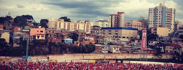 Estádio Francisco Stédile (Centenário) is one of Preferências.
