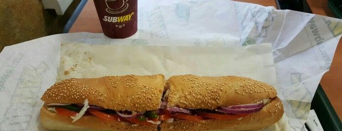 Subway is one of Гастро МСК.