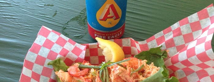 Garbo's is one of Ultimate Summertime Lobster Rolls.