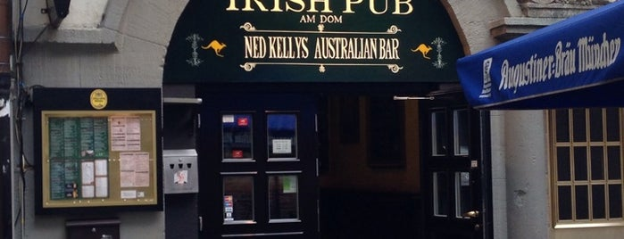 Kilians is one of Die 30 beliebtesten Irish Pubs in Deutschland.