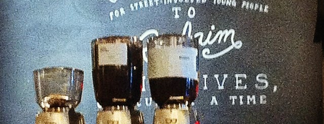 Street Bean Espresso is one of Seattle Coffee Shops.