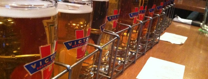 Victory Brewing Company is one of Local stuff to do.