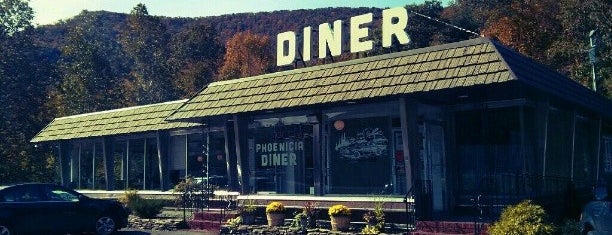 Phoenicia Diner is one of Hudson Valley.