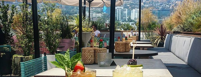 America's Ultimate Rooftop Bars
