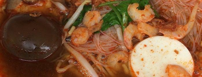 阿善福建虾面卤面 is one of FOOD !!!.