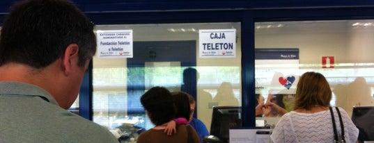 Banco de Chile is one of Peñalolén.