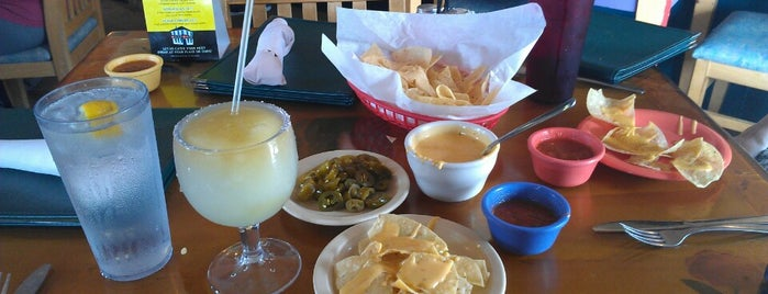 The Original Mexican Cafe is one of Best Galveston Restaurants.