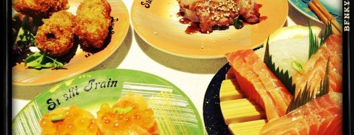 Sushi Train is one of South Australia (SA).