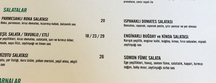 Napolist Pizza is one of Istanbul.