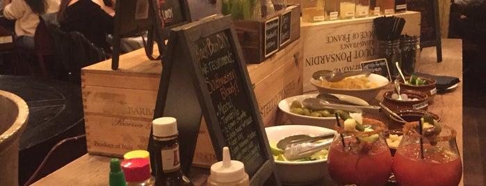 Black Barn Restaurant is one of Try.