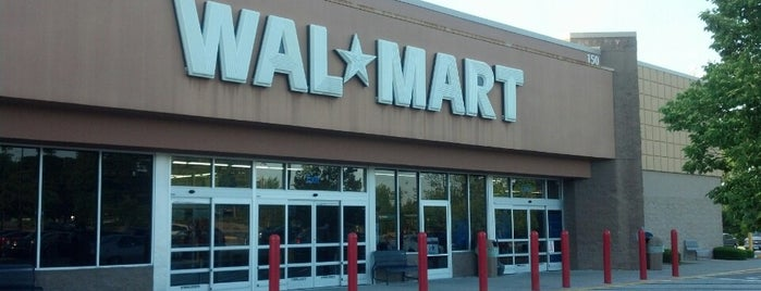 Walmart is one of Mcclintoks ranch.
