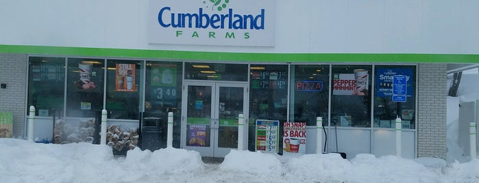 Cumberland Farms is one of smecklestein.
