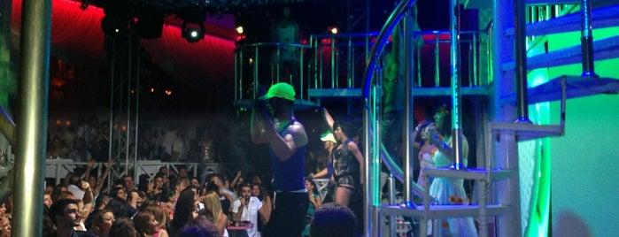 """Nahide Rüya Adası is one of """"Must See"""" Nightclubs."""