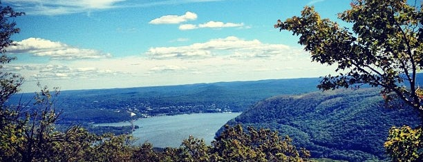 The Top Of Bear Mountian is one of Hudson Valley.