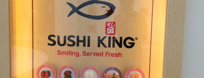 Sushi King is one of JB FOOD - My Favorites.