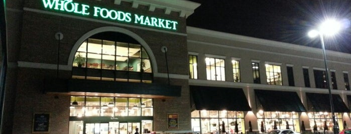 Whole Foods Market is one of The 15 Best Places for Local Beers in Charlotte.