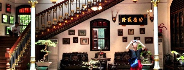 Pinang Peranakan Mansion is one of George Town.