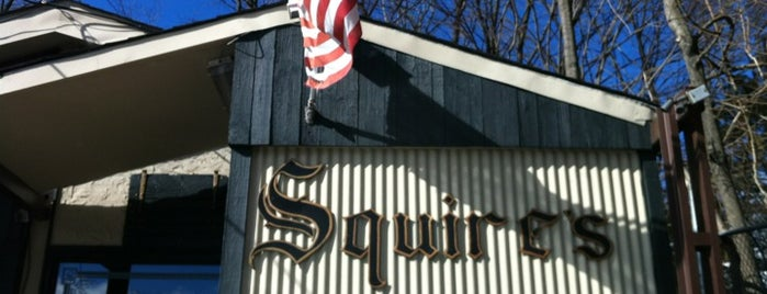 Squires of Briarcliff is one of Hudson Valley.