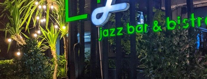 Lamai Jazz bar is one of สถานที่ที่ Jase ถูกใจ.