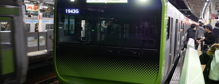 Nishi-nippori Station is one of 山手線.