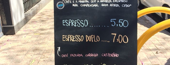 Cupping Café is one of Dicas.
