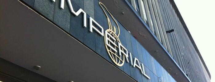 Imperial is one of Copenhagen.