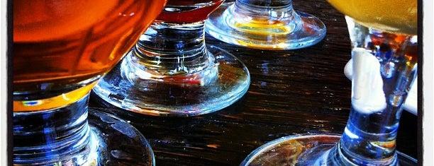 Stone Brewing World Bistro & Gardens is one of Beer / RateBeer's Top 100 Brewers [2015].