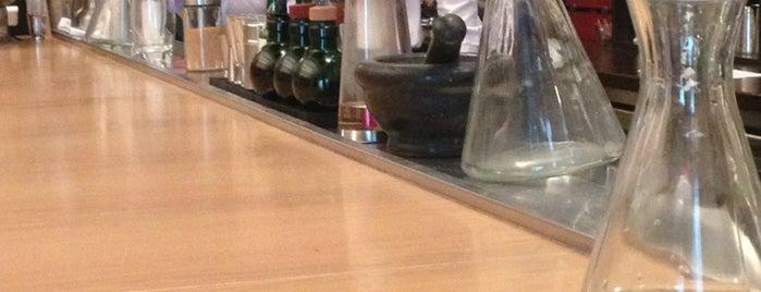 Upside Down is one of My favorite restaurants.
