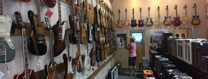 the 13 best music stores in los angeles. Black Bedroom Furniture Sets. Home Design Ideas