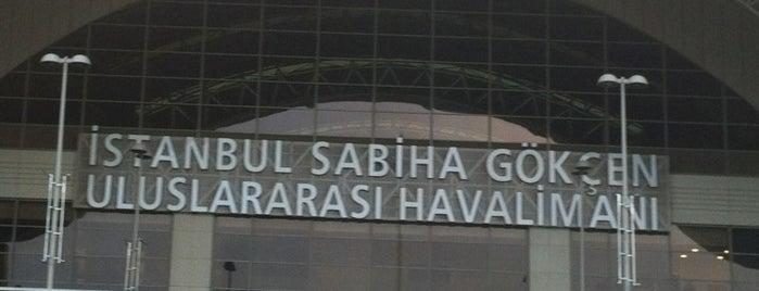 Dış Hatlar Gidiş is one of SerVilla Çelik Villa.