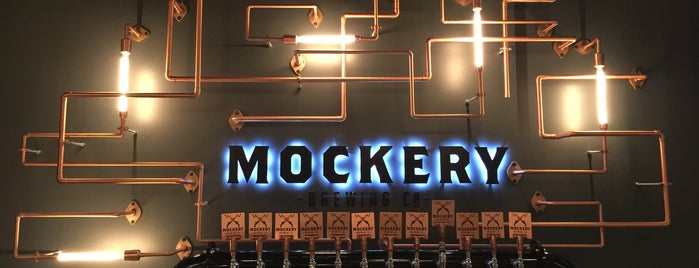 Mockery Brewing is one of The 15 Best Places for Stout Beers in Denver.