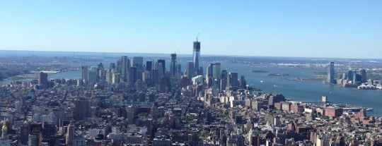 Empire State Building 86th Floor Observation Deck is one of First time in NYC? 12 must-see sights.