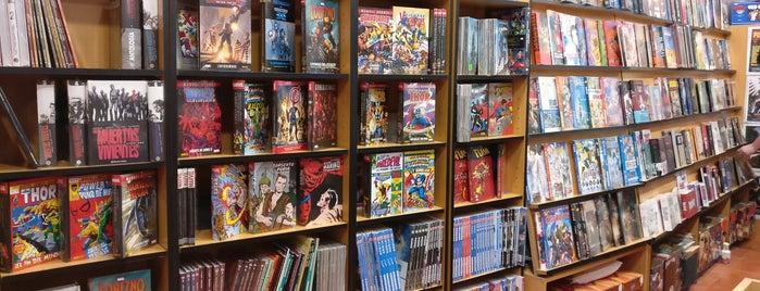 Crisis Comics is one of Pongamos qué hablo de Madrid.