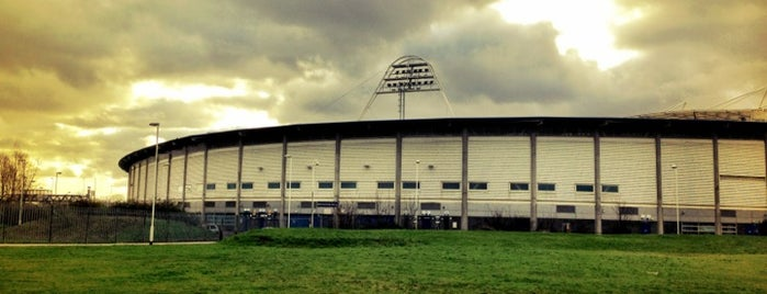 KC Stadium is one of tmp.