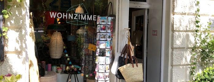 Wohnzimmer is one of Berlin.
