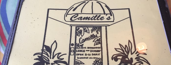 Camille's Restaurant is one of My Key West.