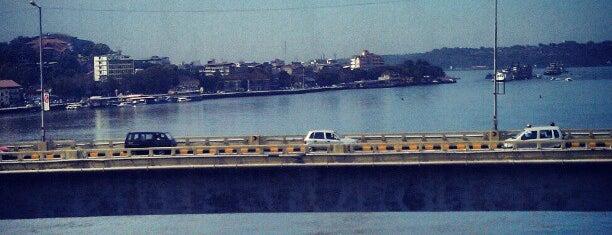 Mandovi Bridge is one of Best of GOA, #4sqCities.