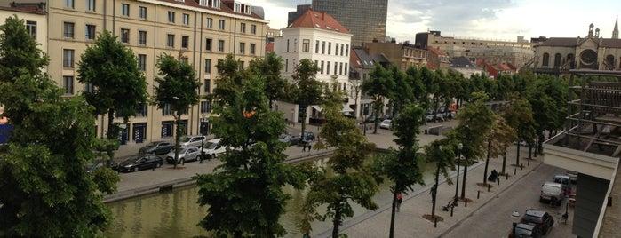 Vismet / Vismarkt / Marché aux Poissons is one of Brussels & Belgium.