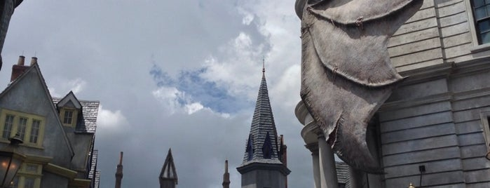 The Wizarding World Of Harry Potter - Diagon Alley is one of Orland.