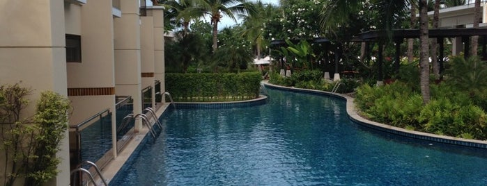Sheraton Hua Hin Resort & Spa is one of 50 Best Swimming Pools in the World.