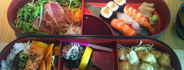 Nobu is one of Places to Visit in London.