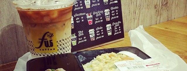 Fu.5 Coffee is one of 24-Hour Coffee Shops.