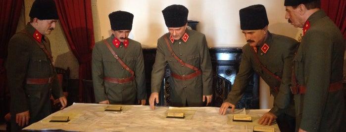 Atatürk Müzesi is one of Izmir.
