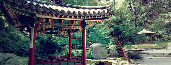 창덕궁 후원 is one of Seoul.