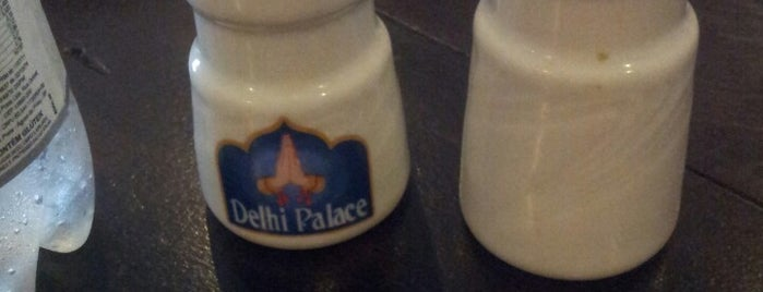 Delhi Palace is one of Gastronomia - The Best in Sampa.