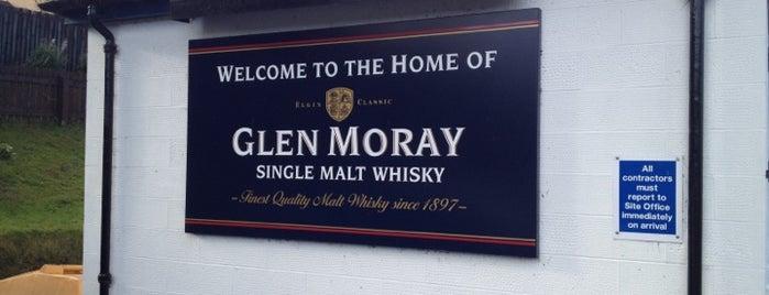Glen Moray Distillery is one of GreaterSpeyside.