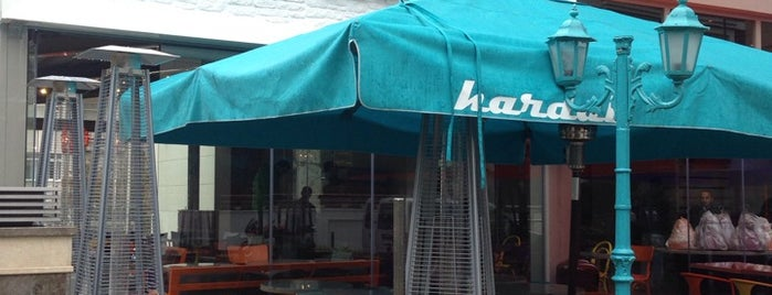 Hardal is one of My favourites for Cafes & Restaurants.