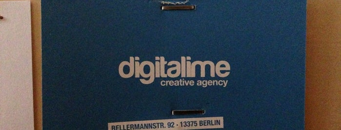 Digitalime HQ is one of Berlin Agencies.