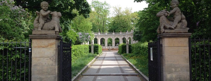 Volkspark Friedrichshain is one of Sommer Chillspots.